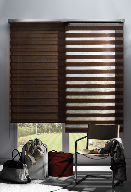 Production of customized roller blinds